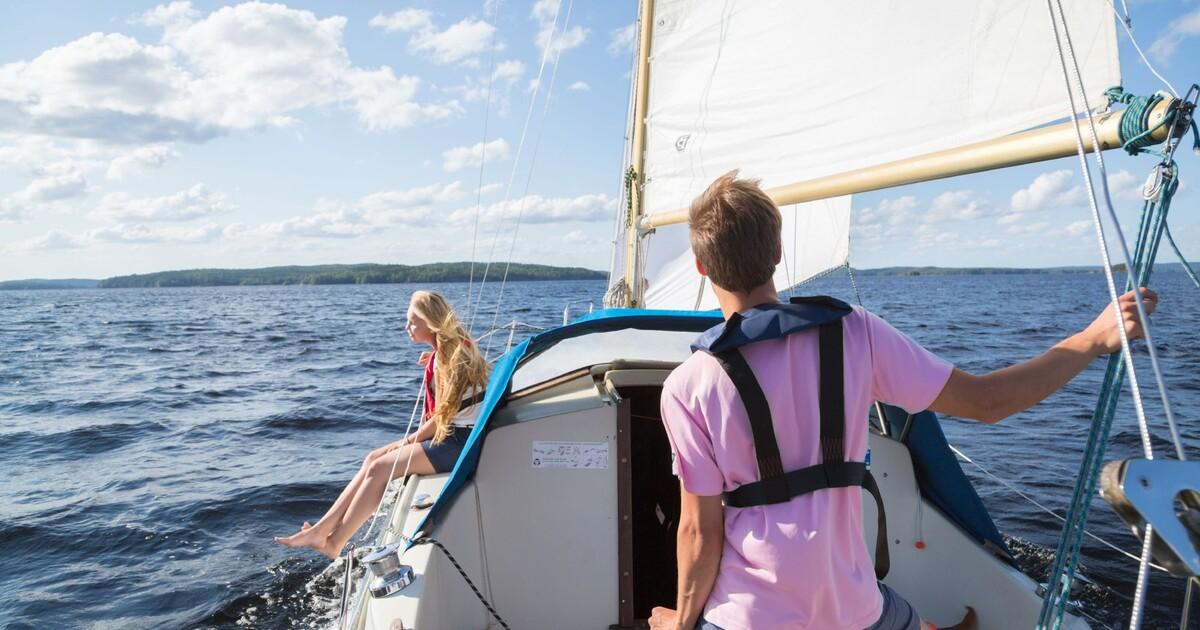 Juhannus Vesillä: Onhan Venereissun Päällikkö Päätetty Myös Juhannuksena?